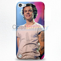 Harry Styles Photo Logo iPod Touch 5 Case | casefantasy