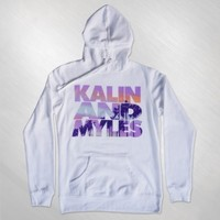 Kalin and Myles - Sunset Hoodie [KAMC3004]: Now Just $50.00