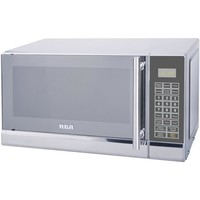 Rca .7 Cubic-ft Stainless Steel Microwave