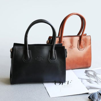 Strong Character Stylish One Shoulder Bags Tote Bag [4915798148]