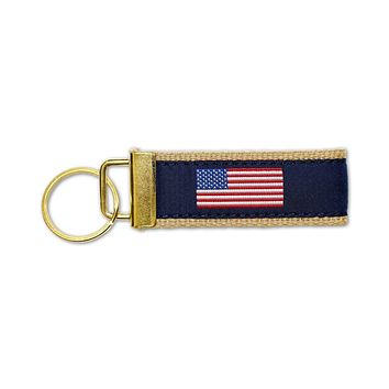 American Flag / Key Chain