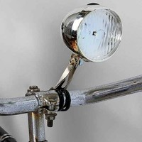 Linus Bike Head-Lamp- Silver One