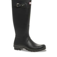 Hunter Original Tall Wellington Boots at asos.com