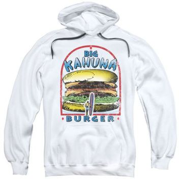 Pulp Fiction Big Kahuna Burger Licensed Adult Pullover Hoodie