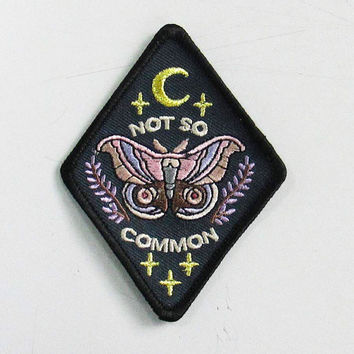 "Moonbeams Special Edition Patches - Not so common 3"" tall ©MoonGoddessMarket"