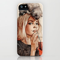 Addicted to Love iPhone & iPod Case by Helen Green