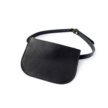 Millie Fanny Pack in Black