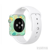 The Colorful Bright Saltwater Fish Full-Body Skin Set for the Apple Watch