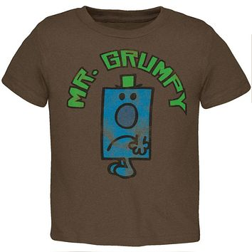 Mr. Men - Mr. Grumpy Toddler T-Shirt
