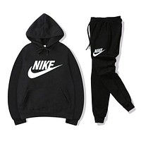NIKE Womens Sportswear Two Pieces Top Hoodies and Pants