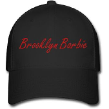 Brooklyn Barbie Baseball Hat