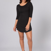 Tammy Tunic - Black