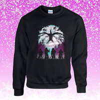 Stranger Things There's Something Sweater Sweatshirt Unisex Adults