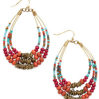 ModCloth Statement Festive is Yet to Come Earrings