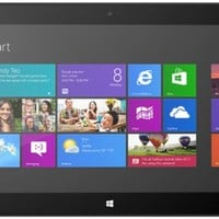 Microsoft Surface Pro 64GB Tablet (4GB, Windows 8 Pro, Wi-Fi)