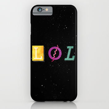 much LOL iPhone & iPod Case by Much Wow