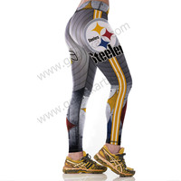 Pittsburgh Steelers Printed Leggings & Yoga Pants High Quality