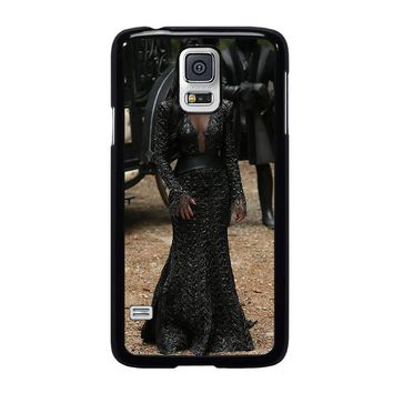 ONCE UPON A TIME EVIL QUEEN Samsung Galaxy S5 Case