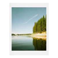 Bree Madden Down By The Lake Art Print