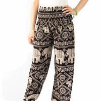 Women Harem Pants Bangkok Pants Baggy Pants Harem Trousers Comfy Trouser Pants Elephant Pant Hippie clothes Genie Pants Maxi Pants Yoga Pant