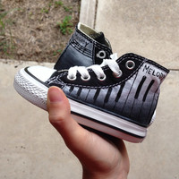"""Baby Infant """"Funky Piano"""" Shoes"""