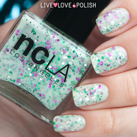 NCLA Lavish Spender Nail Polish (Duchess Of L.A. Collection)