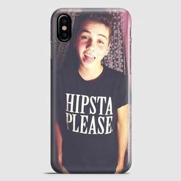 Sam Pottorff And Kian Lawley iPhone X Case | casescraft
