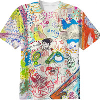 YTB 7: PATTERN x Print All Over Me, T-Shirt