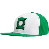 Green Lantern - Logo Fitted Cap