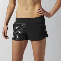Reebok CrossFit Ass To Ankle Short - Black | Reebok US