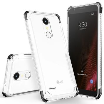Surge Case by CLICK CASE for LG K30 - Thin Dual Layered Cover with Heavy Duty Protection