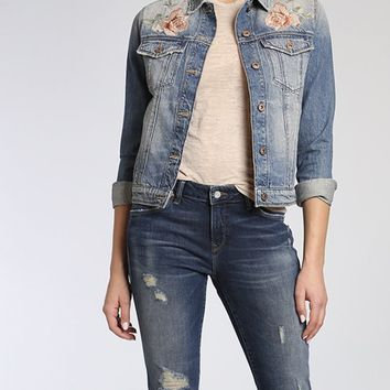 Katy Rose Embroidered Jacket