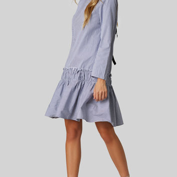 Back In Action Tunic Dress