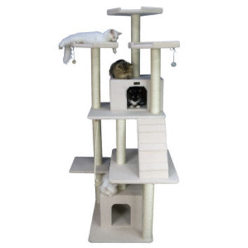 Armarkat Cat Tree Pet Furniture Condo - 45x36x82