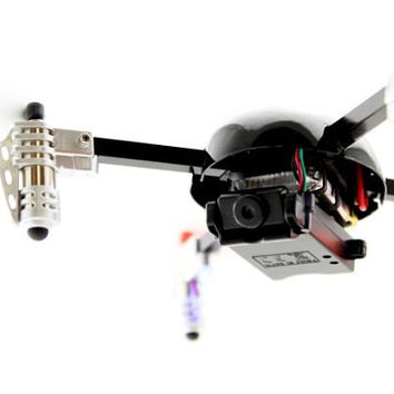 Micro Drone 2.0 - Make: Speed Edition w/ HD Camera