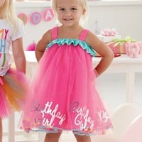 MUD PIE BIRTHDAY GIRL DRESS UP
