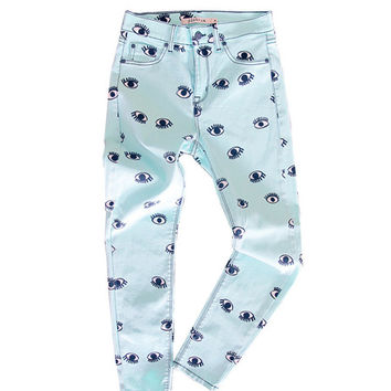 Peepers High Rise Skinny