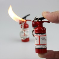 Mini Fire Extinguisher Butane Lighter