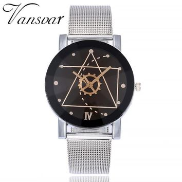 Vansvar Pyramid Wrist Watch