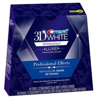 Crest 3D White Whitestrips Luxe Supreme FlexFit Teeth Whitening Kit - Walmart.com