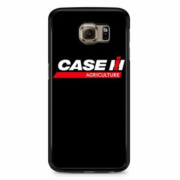 Case Ih Agriculture 3 Samsung Galaxy S6 Edge Plus Case