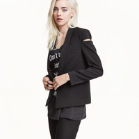 H&M Cut-out Jacket $59.99
