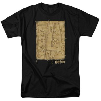 Harry Potter - Marauder's Map Interior T-Shirt