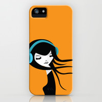 Flow In The Music iPhone & iPod Case by Volkan Dalyan