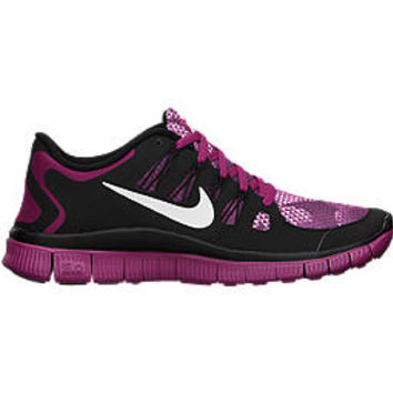 The Nike Free 4.0 v3 Premium Women's Running Shoe.