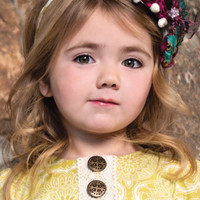 Persnickety Irene Headband for Girls PREORDER