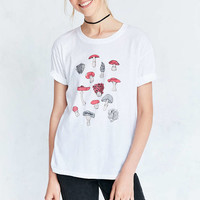Truly Madly Deeply Mushroom Tee - Urban Outfitters