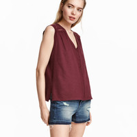 H&M Sleeveless Top $9.99