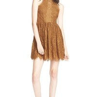 Women's Free People 'Verushka' Minidress,