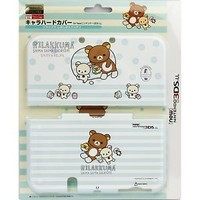 Rilakkuma Islands Everyday New Nintendo 3DS XL LL Protect Case Cover Japan